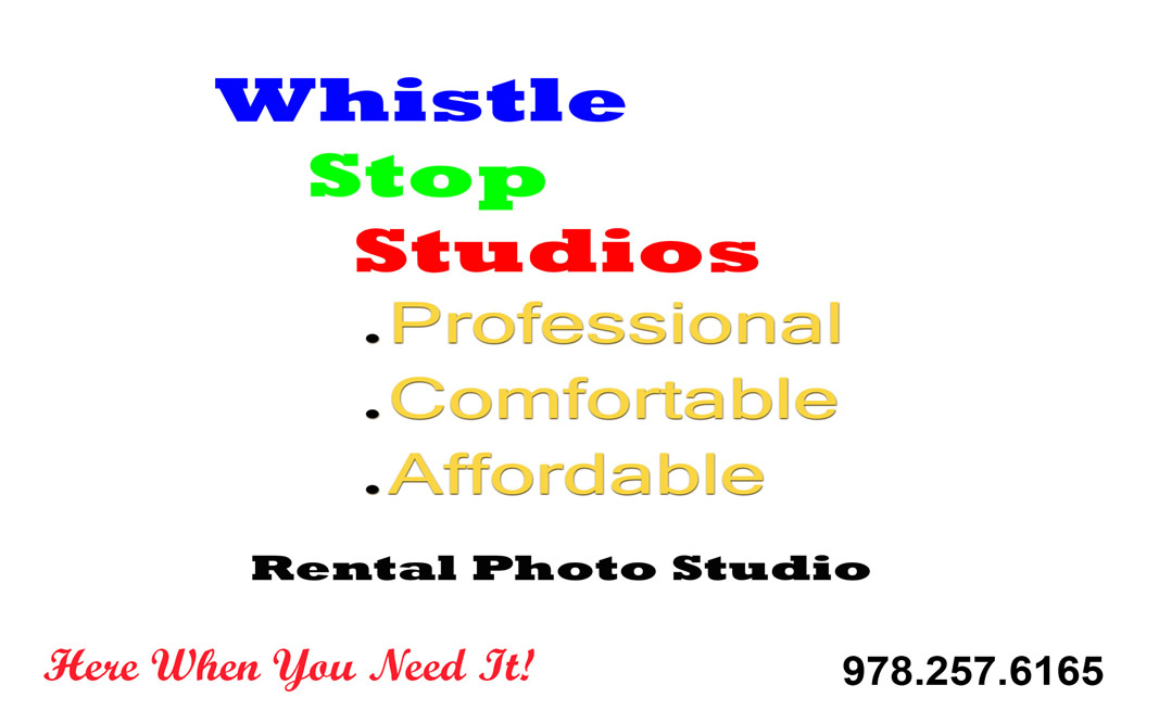 Whistle           Stop Studios Logo